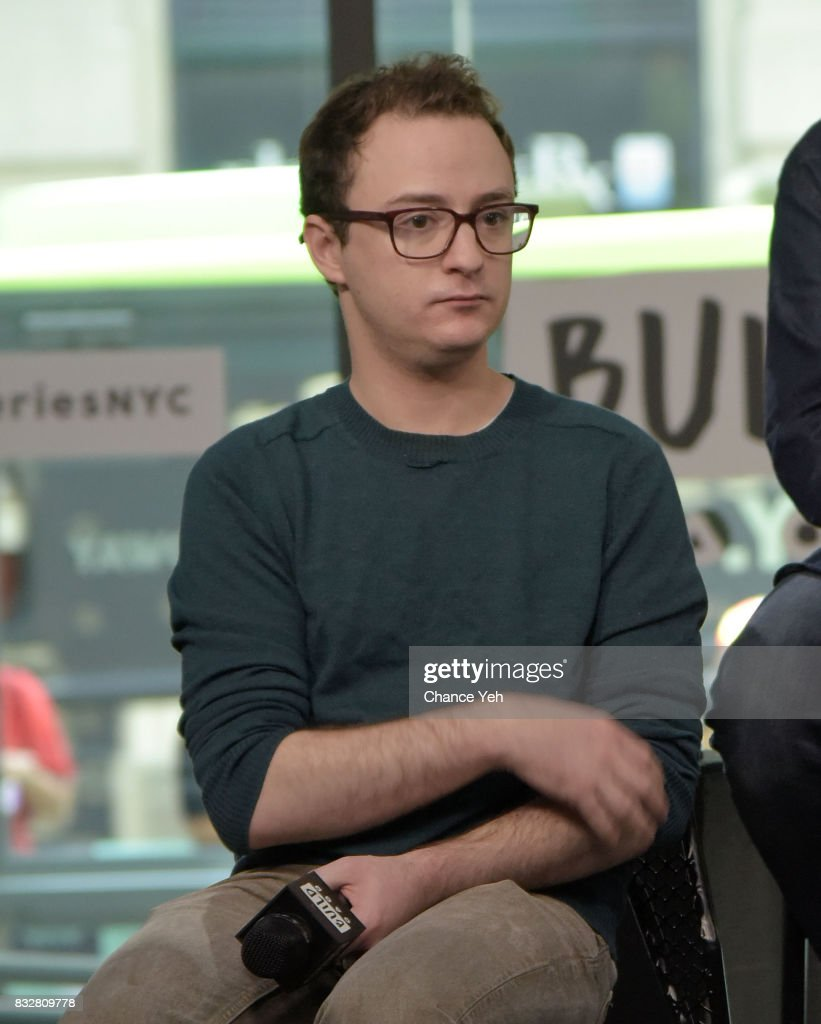 Griffin Newman attends the Build series to discuss 'The Tick' at Build Studio on August 16, 2017 in New York City.