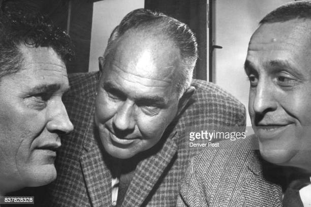 Griffing Dean * Groups Spts file 5P AFL Commissioner meets new Bronco Front office American Football League Commissioner Joe Foss stopped Bronco...