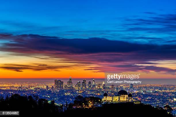 Griffith Park Sunrise