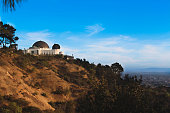The Griffith observatory, Los Angeles, CA