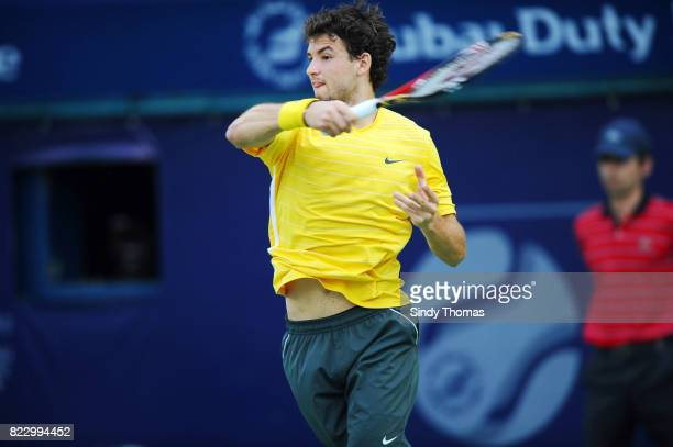 Grigor Dimitrov Championship Duty Free Dubai 2011
