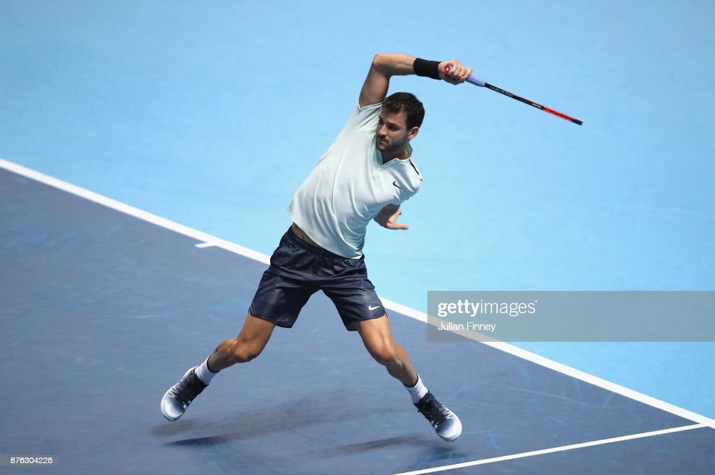 Day Eight - Nitto ATP World Tour Finals : News Photo