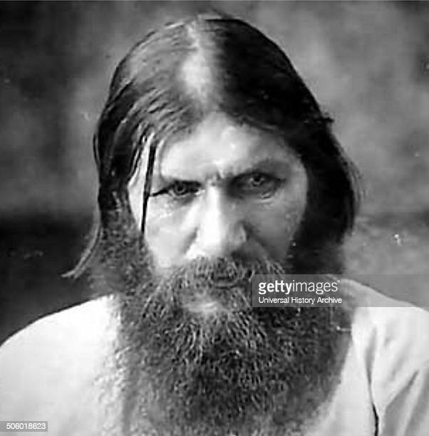 Grigori Yefimovich Rasputin 18691916 Russian priest and mystic who became a private adviser to the Romanovs who became an influential figure in the...