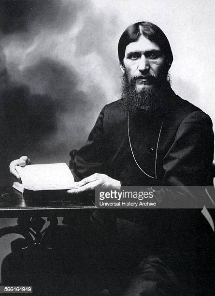Grigori Yefimovich Rasputin Russian peasant mystical faith healer and private adviser to the Romanovs