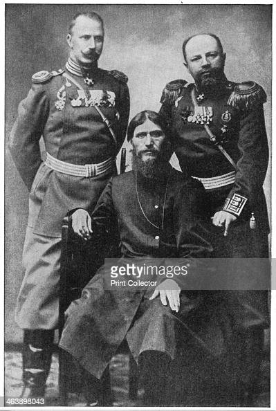 the early life of grigori rasputin The murder of rasputin on the night of 16-17 december 1916 has always  seemed extraordinary: first he was poisoned, then shot and finally drowned in a  frozen.