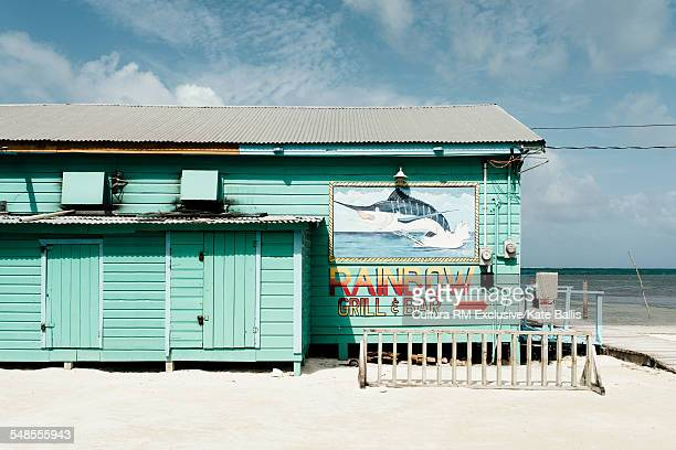 Grill and bar, Caye Caulker, Belize