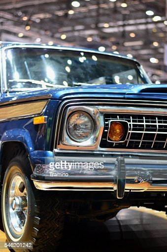 Old Jeep Night Headlights : Cherokee suv stock photos and pictures getty images