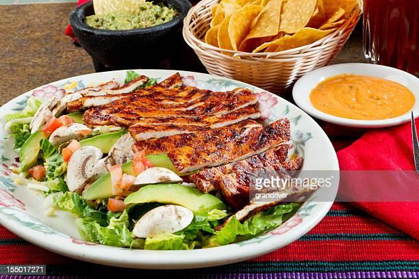 Gegrillter-Salat