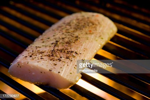 Grilled Fish on the BBQ