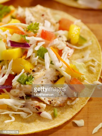 Dolphin fish stock photos and pictures getty images for Fish tacos with mango salsa