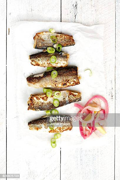 Grilled fished