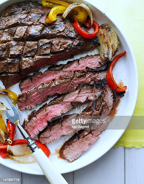 Grilled Flank Steak Stock Photos and Pictures | Getty Images