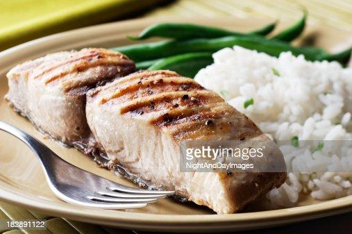 Grilled Mahi-Mahi