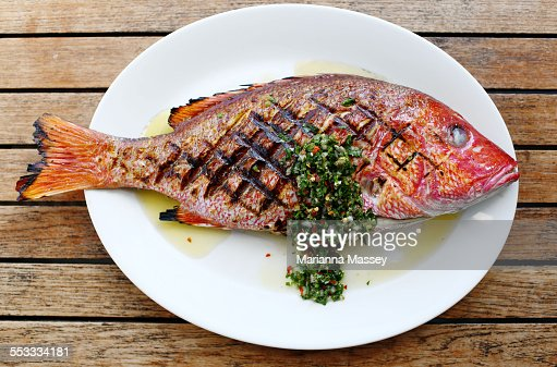 how to prepare red snapper fish