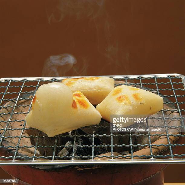 Grilled Rice Cake