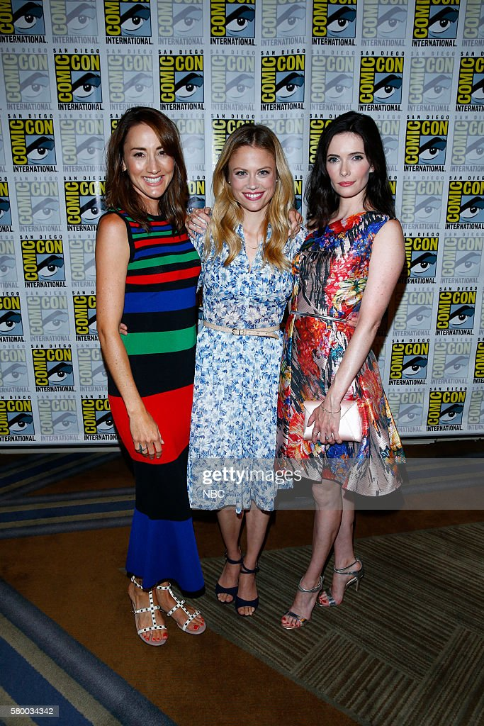 "NBC's ""Comic-Con 2016 International"" - Grimm Press Room and Panel"