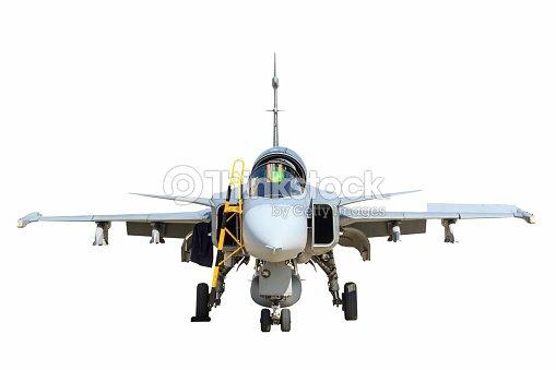 Jas39 Gripen Fighter Jet Stock Photo   Thinkstock
