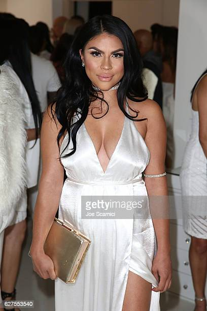 Griselda Martinez attends the #VanityHeaven Flagship Store Grand Opening on December 3 2016 in Tustin California