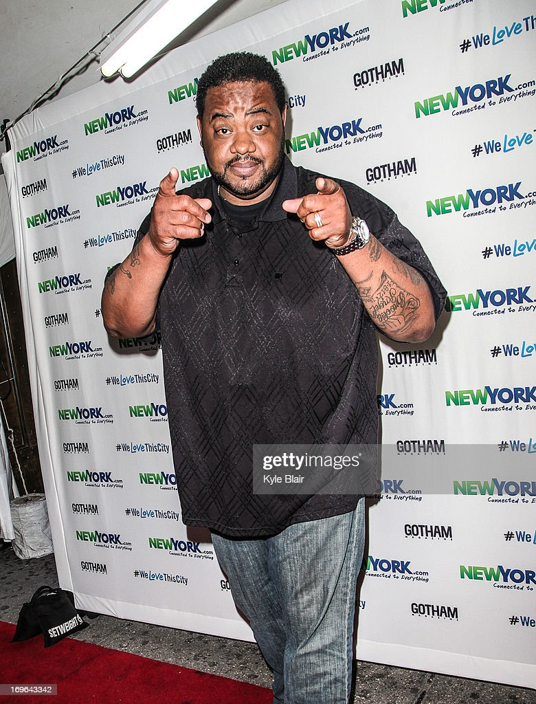 <a gi-track='captionPersonalityLinkClicked' href=/galleries/search?phrase=Grizz+Chapman&family=editorial&specificpeople=4467170 ng-click='$event.stopPropagation()'>Grizz Chapman</a> attends the NewYork.com Launch Party at Arena on May 29, 2013 in New York City.