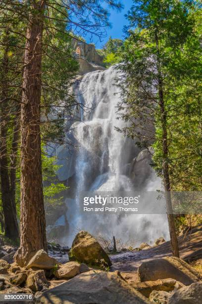 Grizzly Falls in Kings Canyon National Park, CA