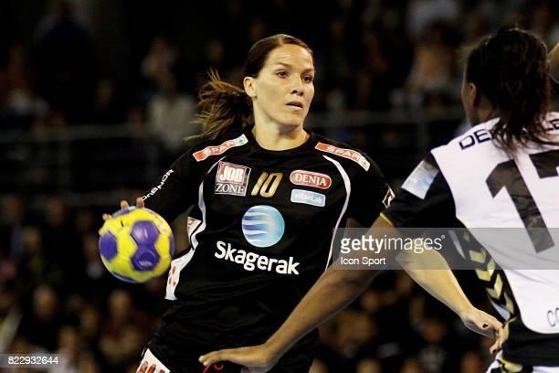 Gro HAMMERSENG Toulon Saint Cyr / Larvik Ligue des Champions Feminine 2010/2011 Toulon
