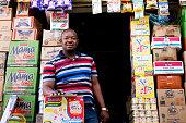 Specialised in selling groceries