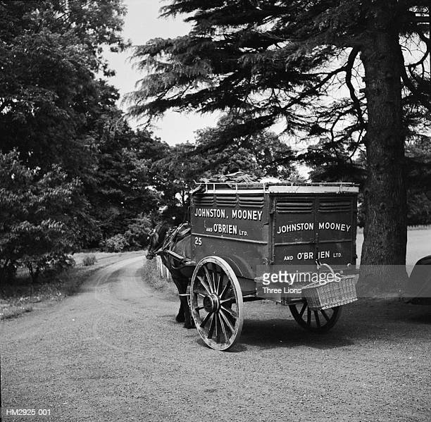 Grocer's Wagon
