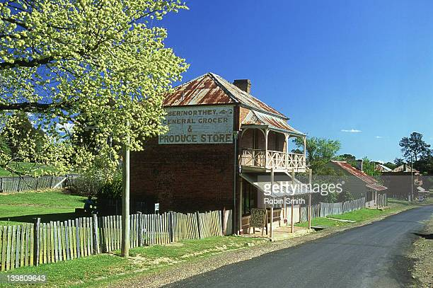 Grocery and produce store, Hill End, NSW