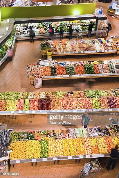 Service d'achat de denrées alimentaires-je