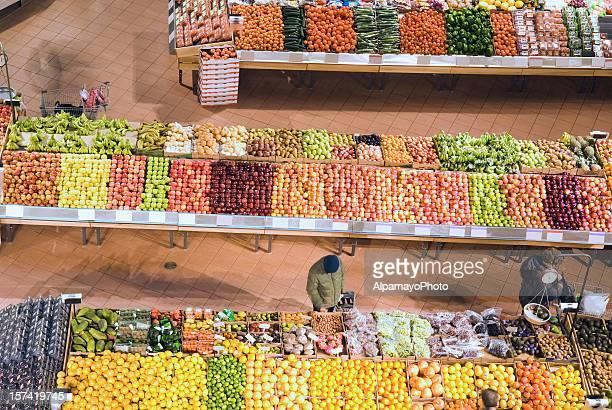 Service d'achat de denrées alimentaires-III