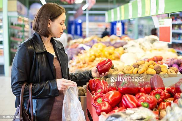 Service d'achat de denrées alimentaires