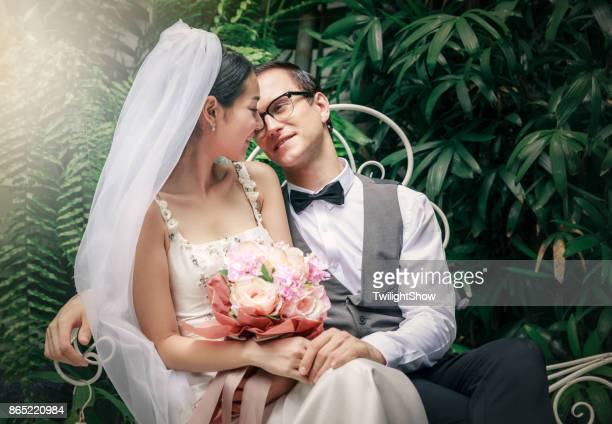 Groom And Bride