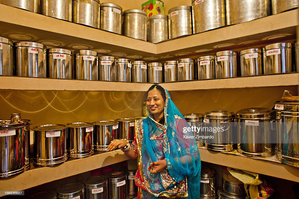 Kitchen Store In House Endearing Indian Weddings Between Love And Traditions Pictures  Getty Images Design Ideas