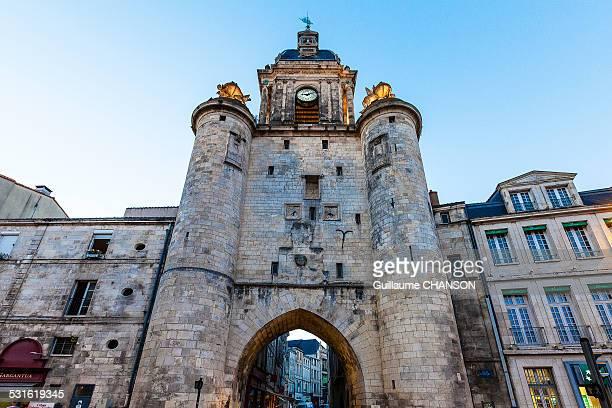 Grosse Horloge in La Rochelle