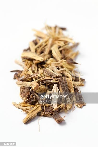 ground licorice root