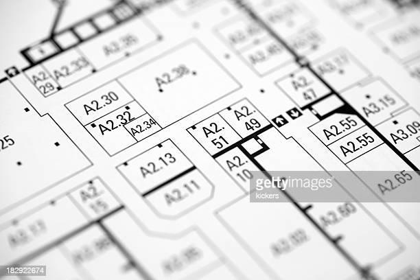 Erdgeschoss plan Makro