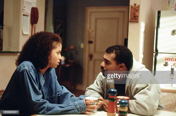 ER 'Ground Zero' Episode 6 Air Date Pictured Gloria Reuben as Doctor Jeanie Boulet Michael Beach as Al Boulet