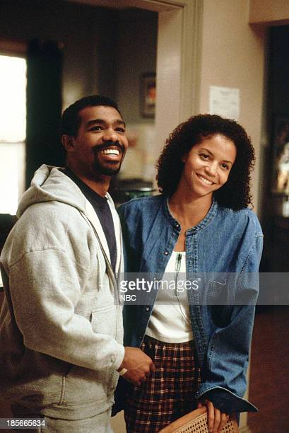 ER 'Ground Zero' Episode 6 Air Date Pictured Michael Beach as Al Boulet Gloria Reuben as Doctor Jeanie Boulet