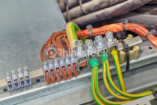 Grounding Terminals And Wires In Industrial Electrical Control ...