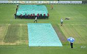 ZAF: South Africa v England - 3rd Test: Day 2