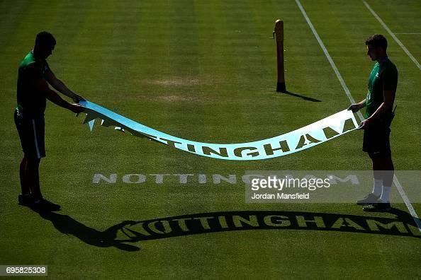 Aegon Open Nottingham - Day 3 : News Photo