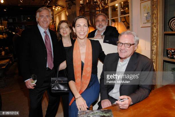 Group attend Book Party for BOBBY MCALPINE'S 'THE HOME WITHIN US' from RIZZOLI at Treillage on May 18th 2010 in New York City