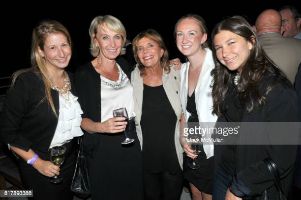 Group attends ASSOCIATION to BENEFIT CHILDREN Junior Committee Fundraiser at Gansevoort Hotel on September 14 2010 in New York City