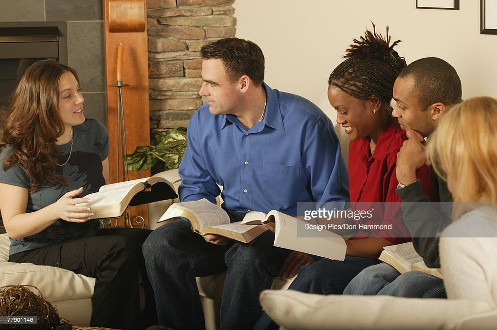 Free Group Bible Study 92