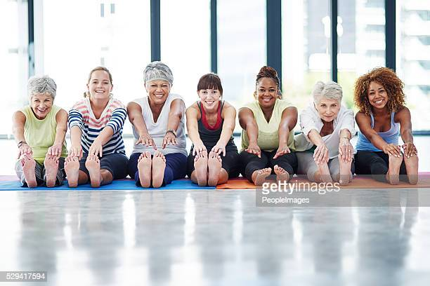 Group exercise is the best exercise