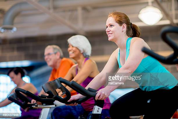 Group Spinning Class