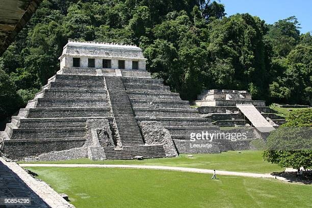 Grupo North Palenque México maya cultura