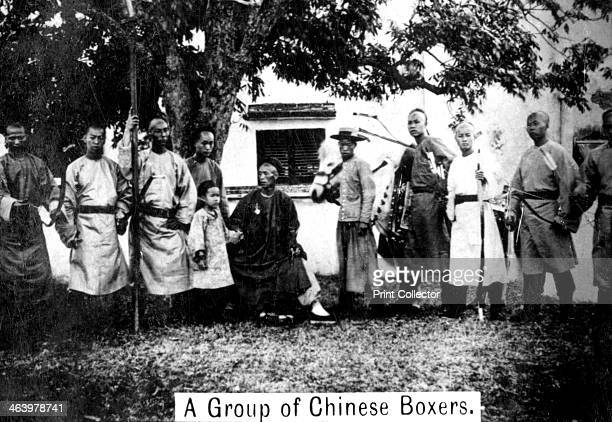 A group of Chinese Boxers 20th century The Boxer Movement was a Chinese rebellion from November 1899 to September 1901 against foreign influence in...
