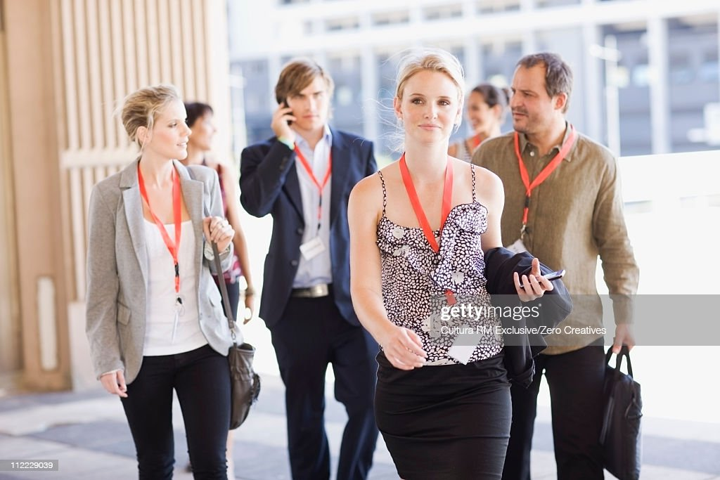 Group of employees : Stock Photo
