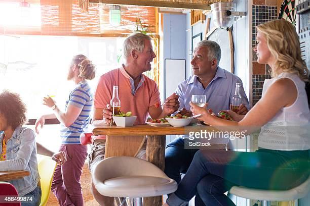ご友人グループ向けながら、お食事とお飲物